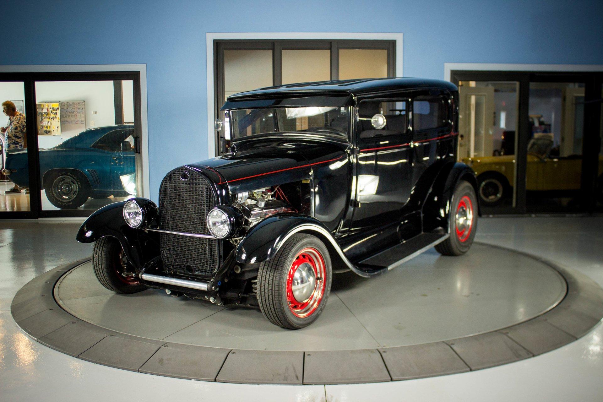 1928 ford model a 2dr sedan
