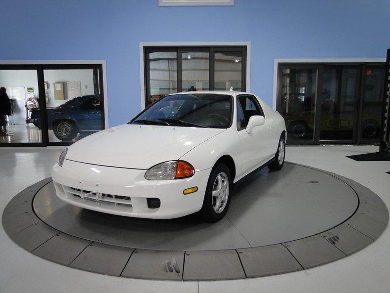 1997 Honda Civic del Sol