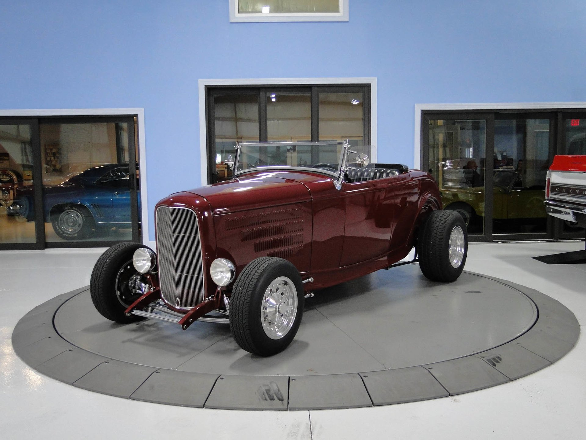 1932 ford street rod roadster
