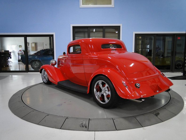 1933 Ford 3 Window Coupe 3