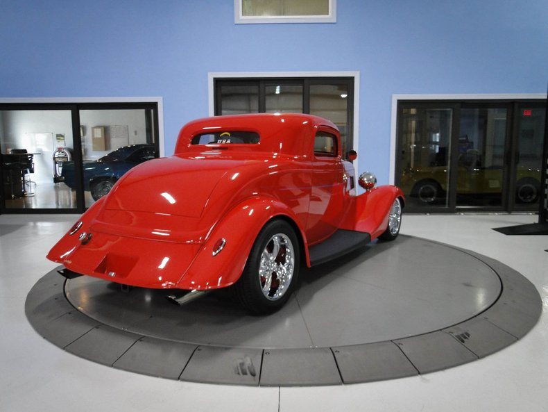 1933 Ford 3 Window Coupe 5