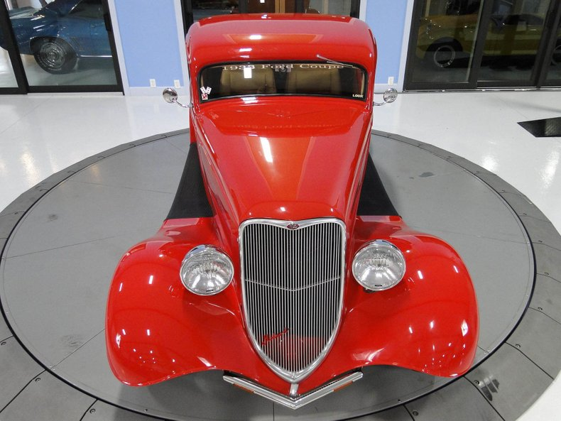 1933 Ford 3 Window Coupe 10