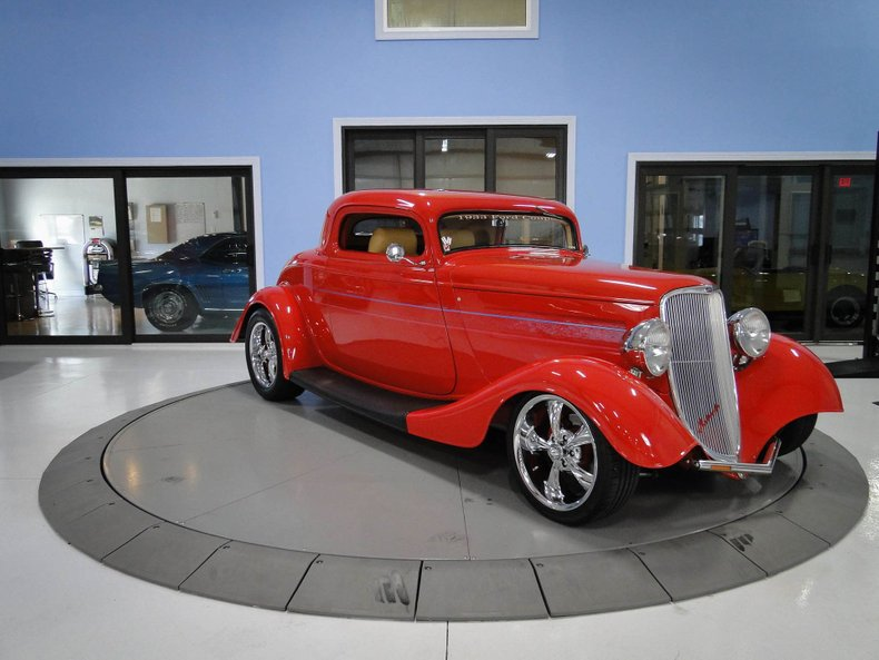 1933 Ford 3 Window Coupe 7