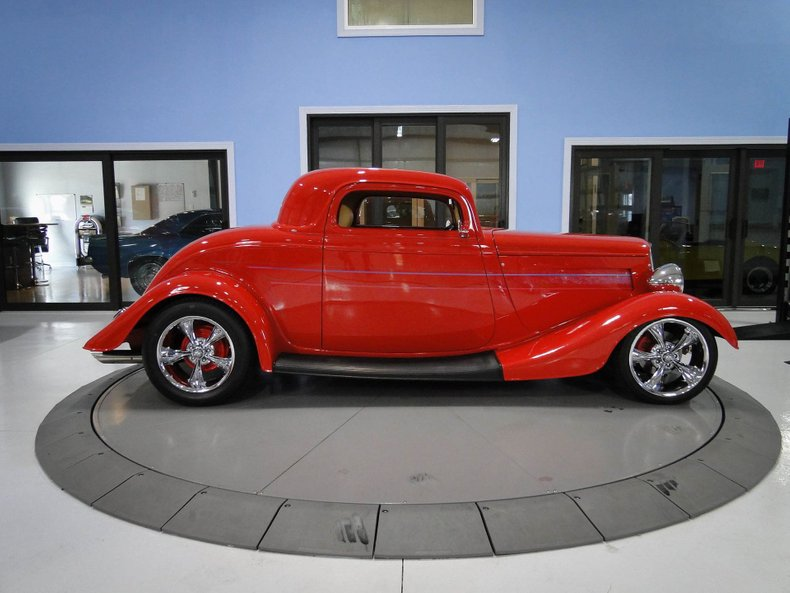 1933 Ford 3 Window Coupe 6