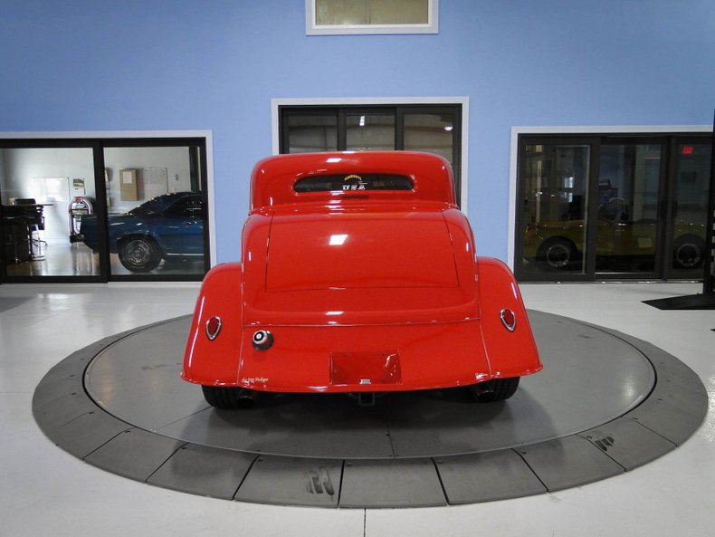 1933 Ford 3 Window Coupe 4