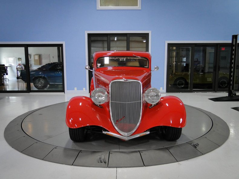 1933 Ford 3 Window Coupe 8