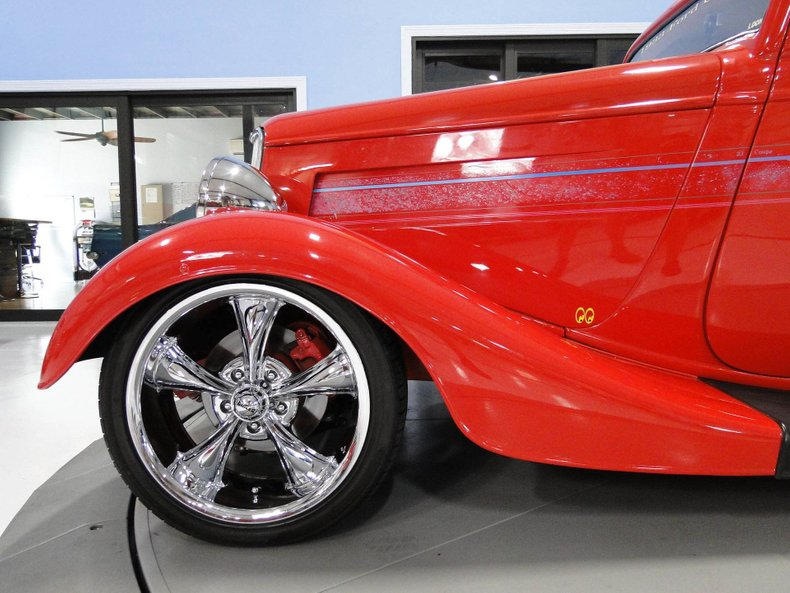 1933 Ford 3 Window Coupe 12
