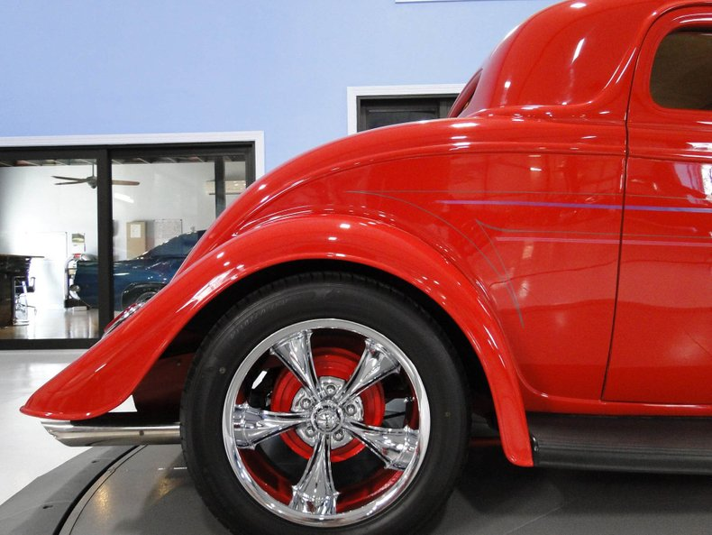 1933 Ford 3 Window Coupe 18