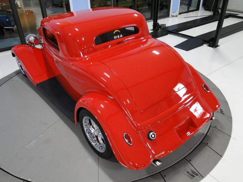 1933 Ford 3 Window Coupe 15