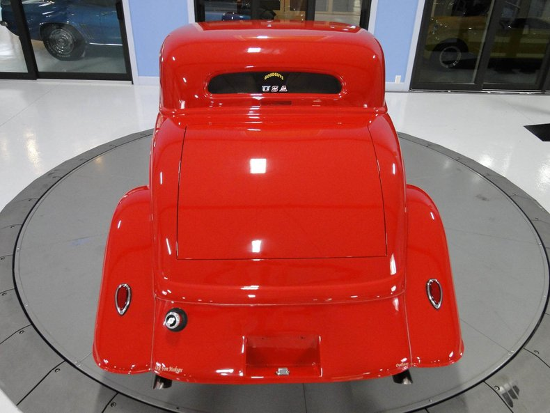 1933 Ford 3 Window Coupe 16