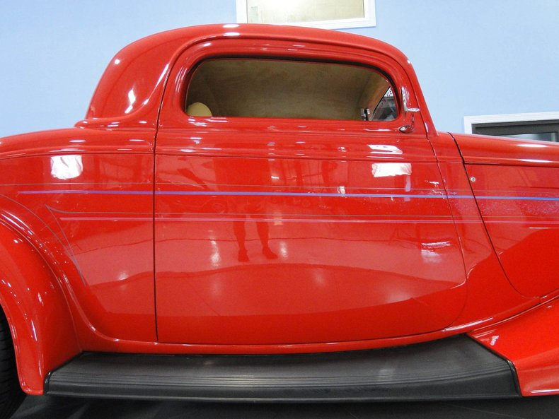 1933 Ford 3 Window Coupe 19