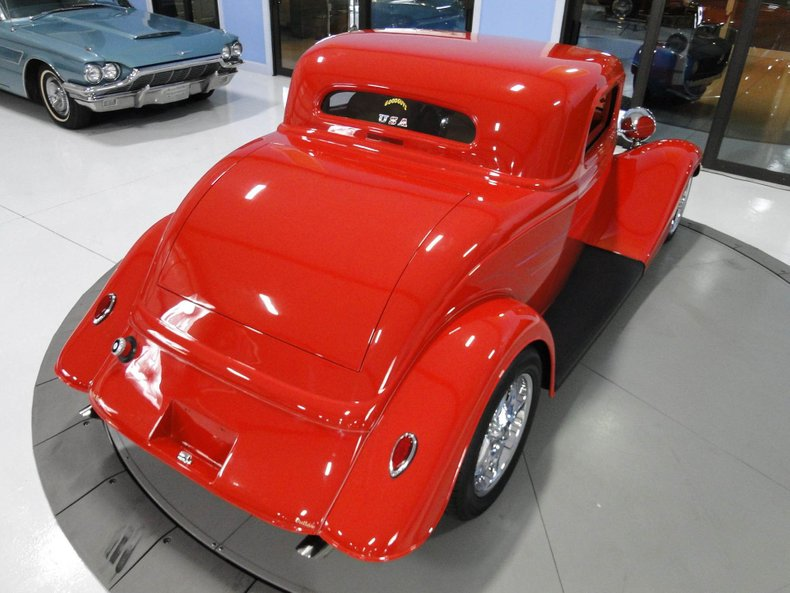 1933 Ford 3 Window Coupe 17