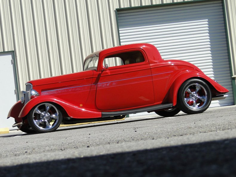 1933 Ford 3 Window Coupe 25