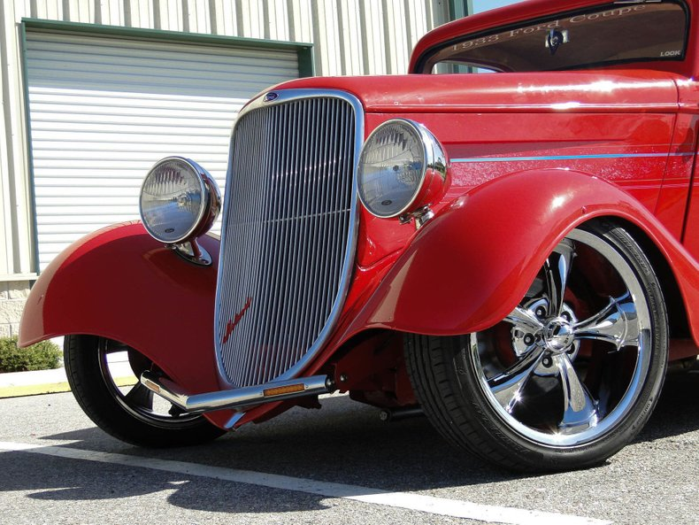 1933 Ford 3 Window Coupe 22