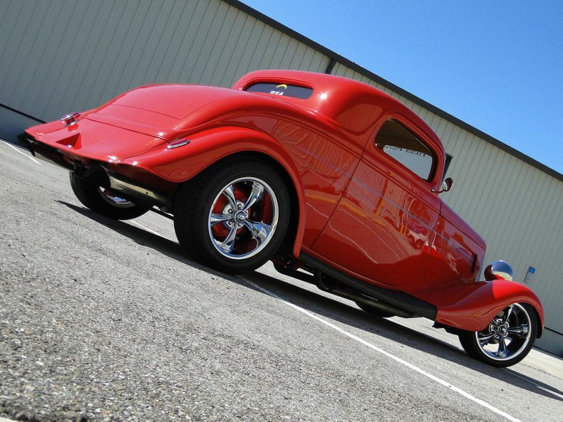 1933 Ford 3 Window Coupe 23