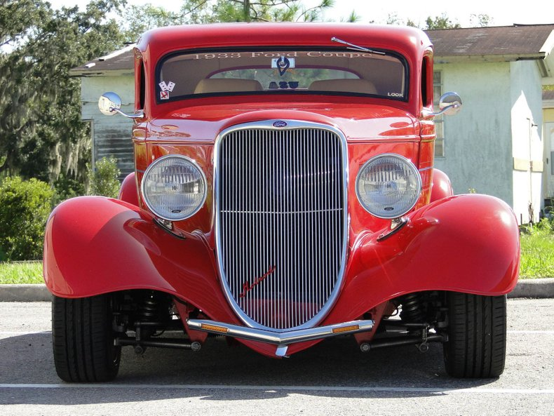 1933 Ford 3 Window Coupe 27