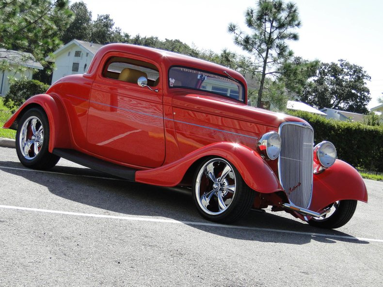 1933 Ford 3 Window Coupe 28