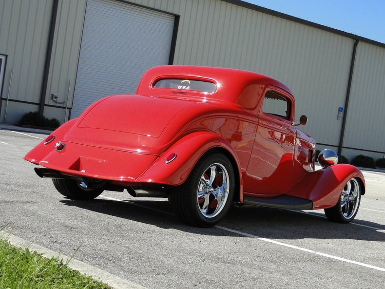 1933 Ford 3 Window Coupe 30