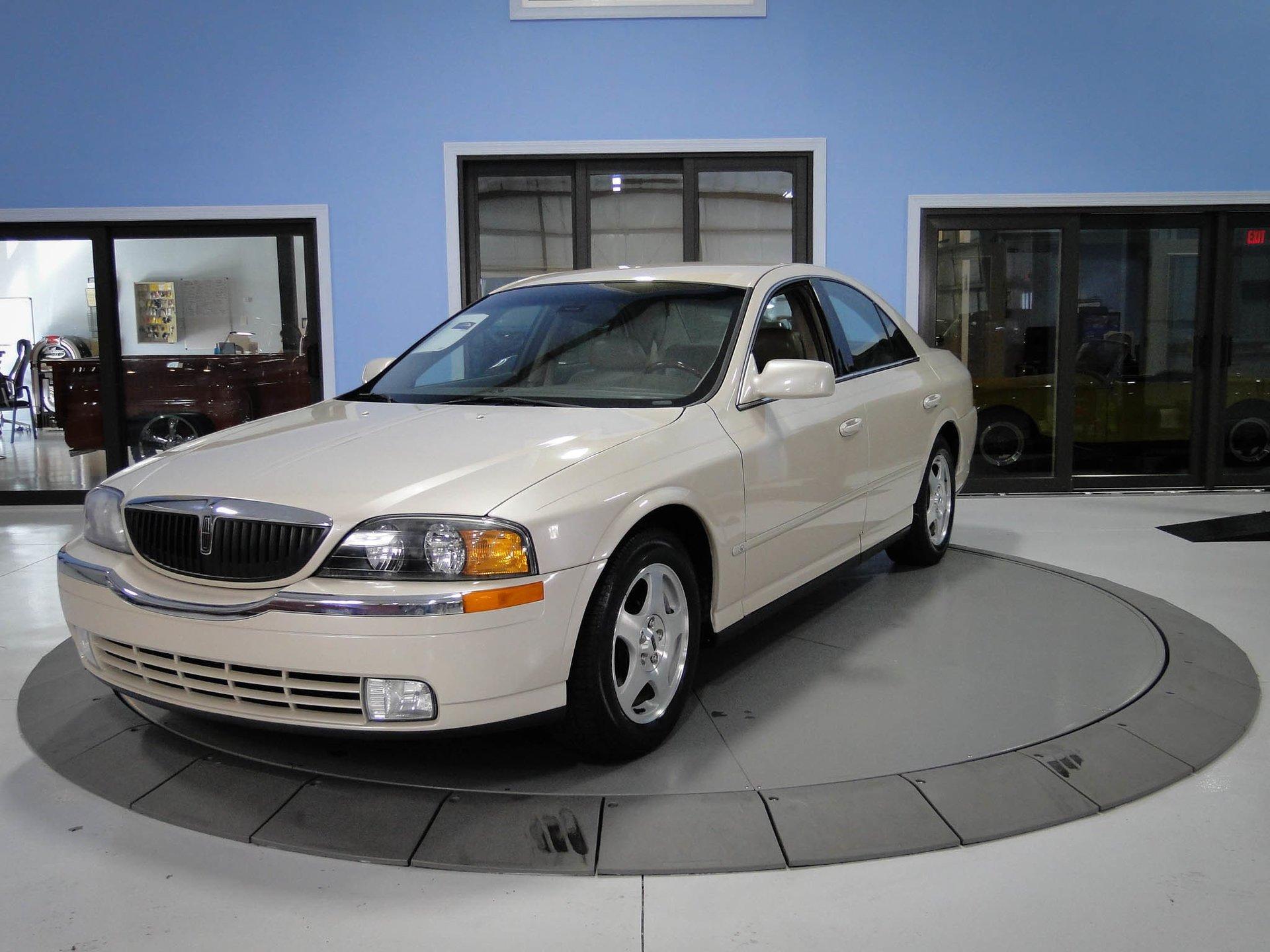 2000 lincoln ls 4dr sdn v8 auto