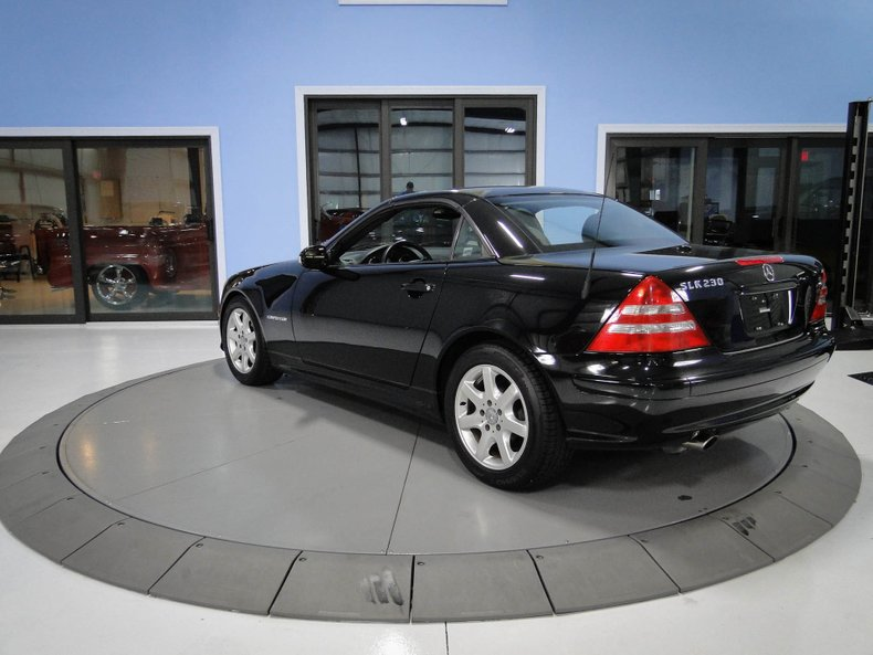 2002 Mercedes Benz Slk Class 2dr Kompressor Roadster 2 3l For Sale