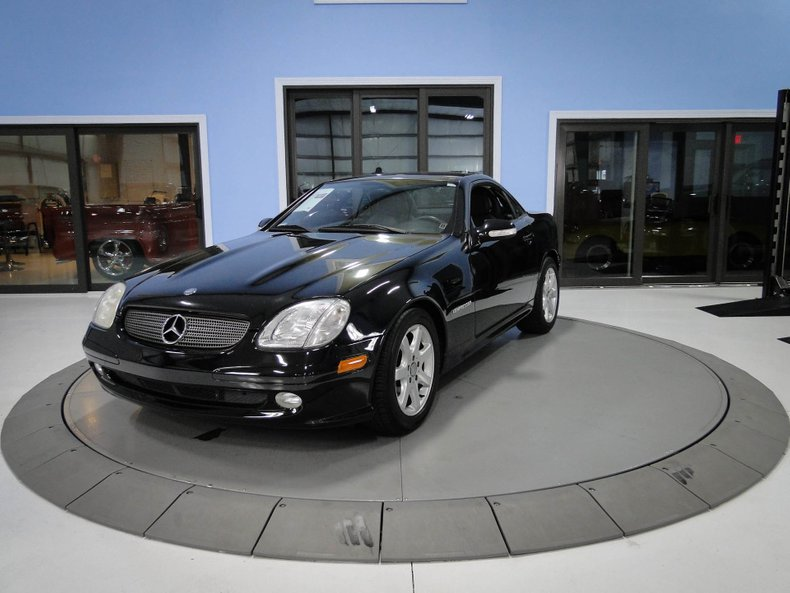 2002 Mercedes Benz Slk Class Classic Cars Used Cars For Sale In