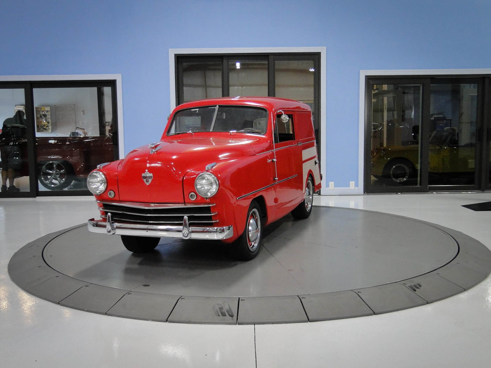 1950 crosley sedan deliver