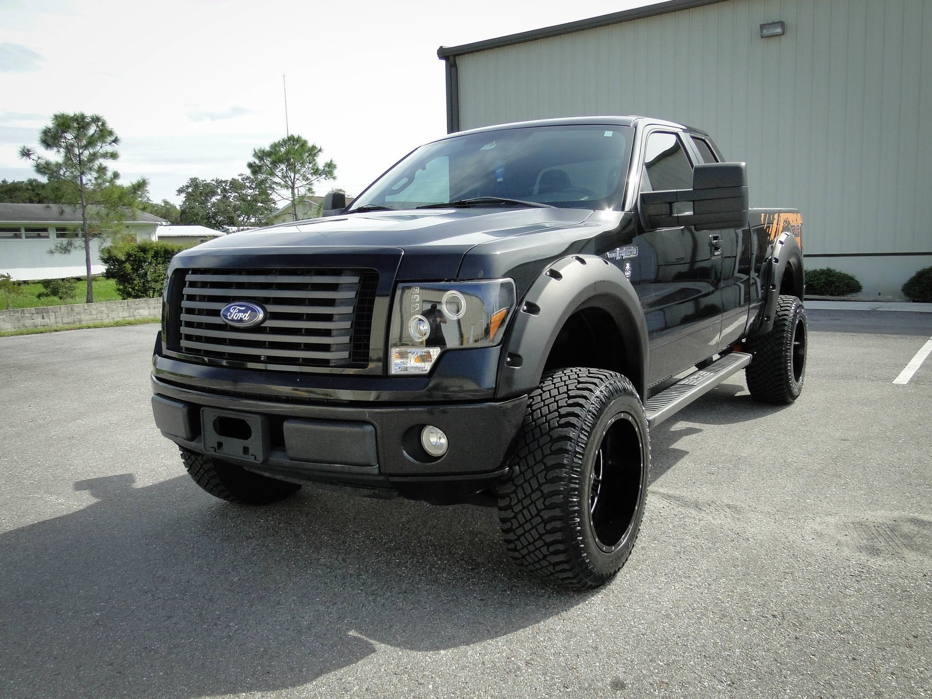 2010 ford f 150 2wd supercab 145 xl