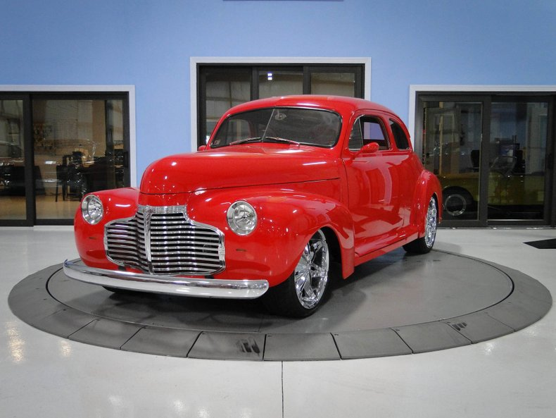 1941 Chevrolet Business Coupe For Sale