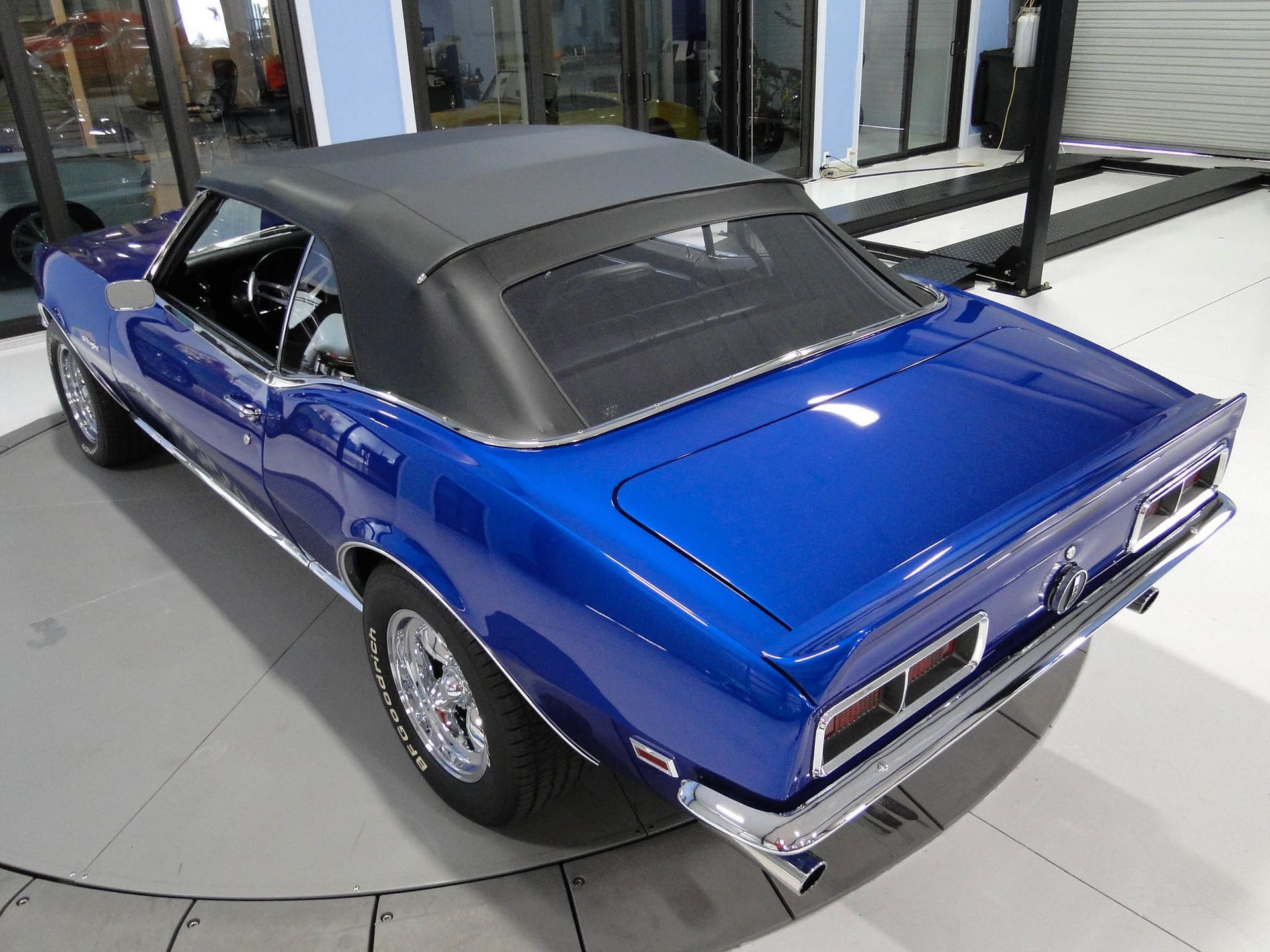 1968 Chevrolet Camaro Classic Cars Used For Sale In Tampa Fl Blue