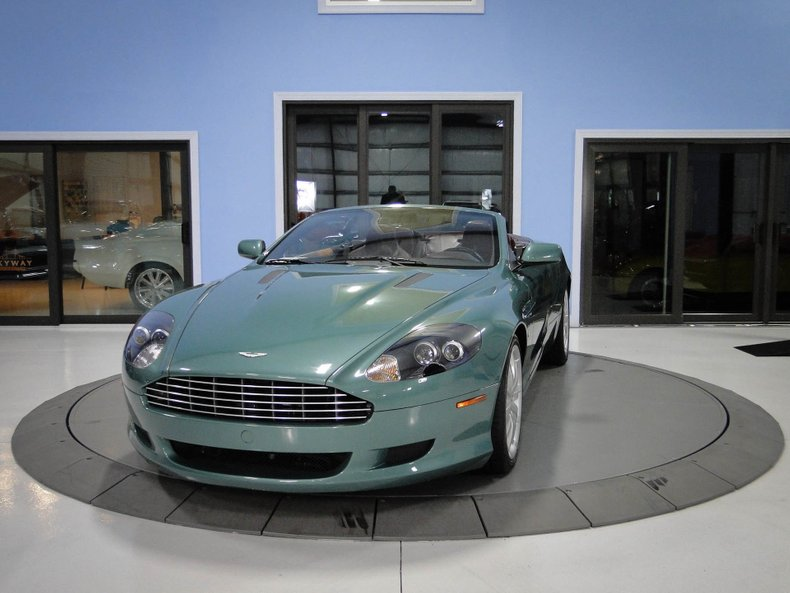 2006 Aston Martin DB9 For Sale