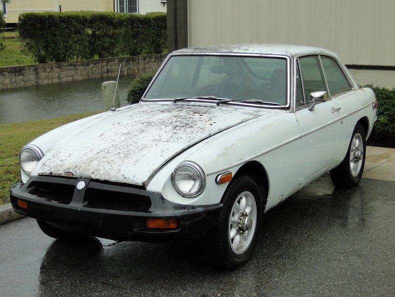 1974 MG GT