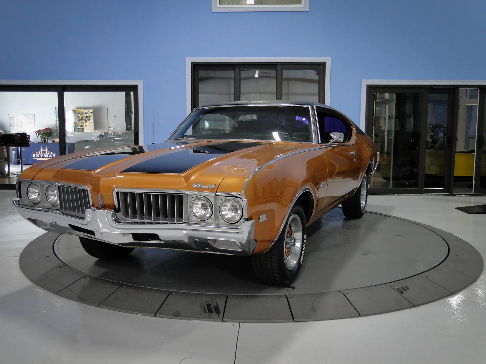 1969 oldsmobile cutlass f 85 deluxe