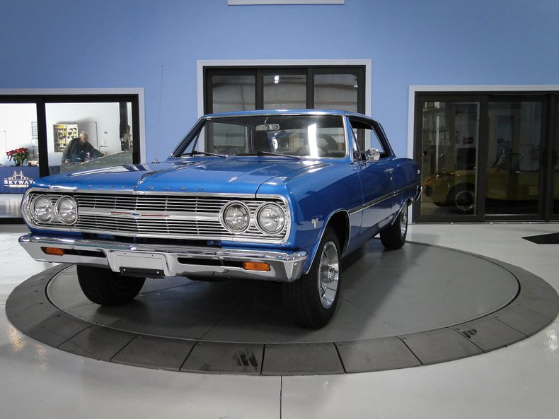 1965 Chevrolet Malibu For Sale