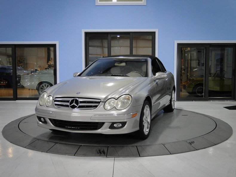 2006 Mercedes-Benz CLK350 For Sale