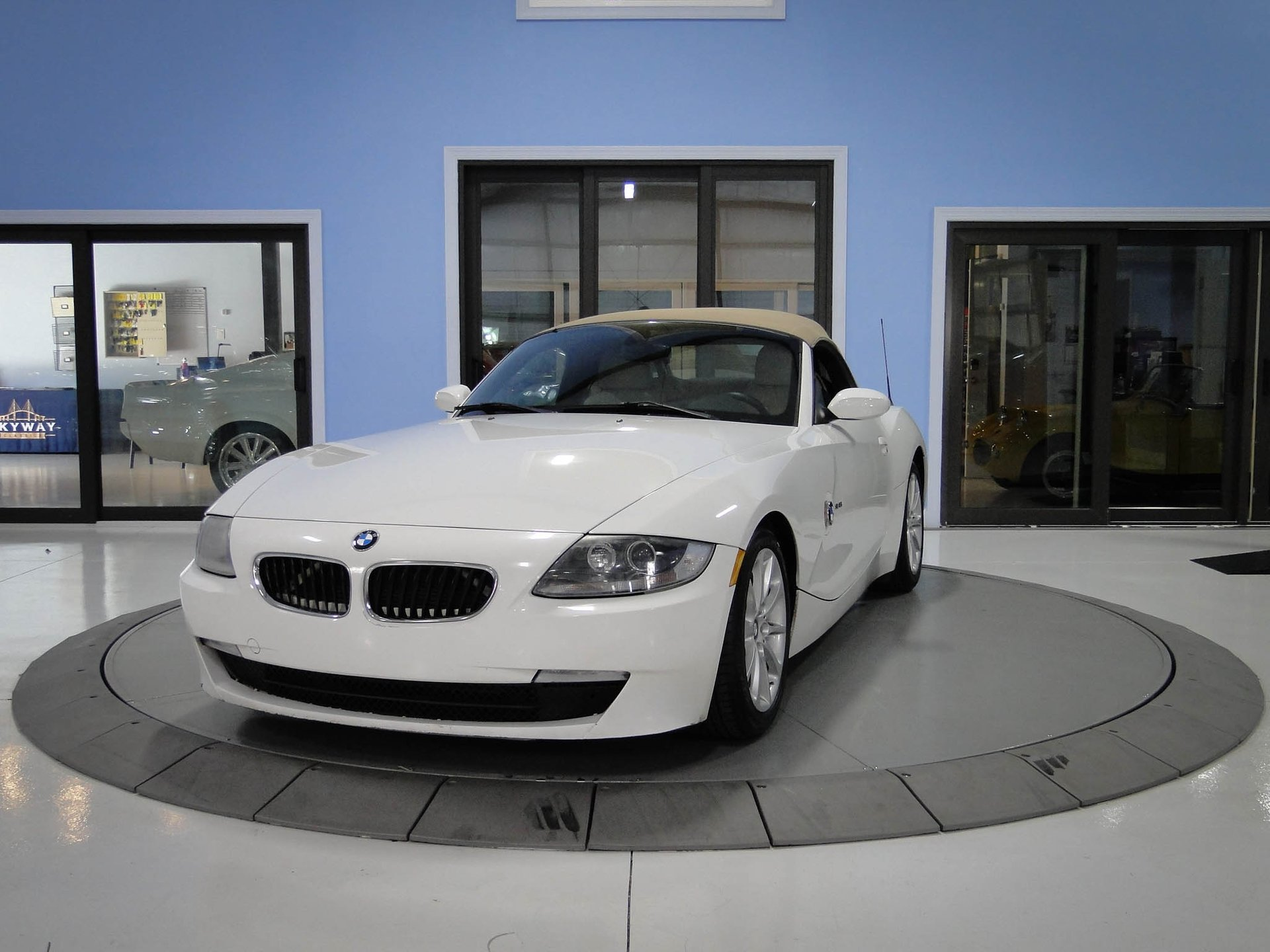 2008 bmw z4 2dr roadster 3 0i
