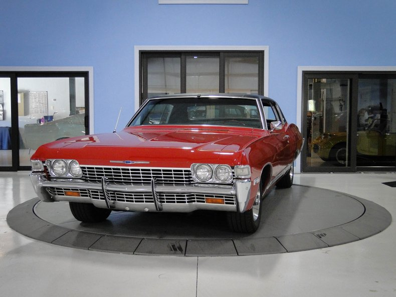 1968 Chevrolet Caprice For Sale