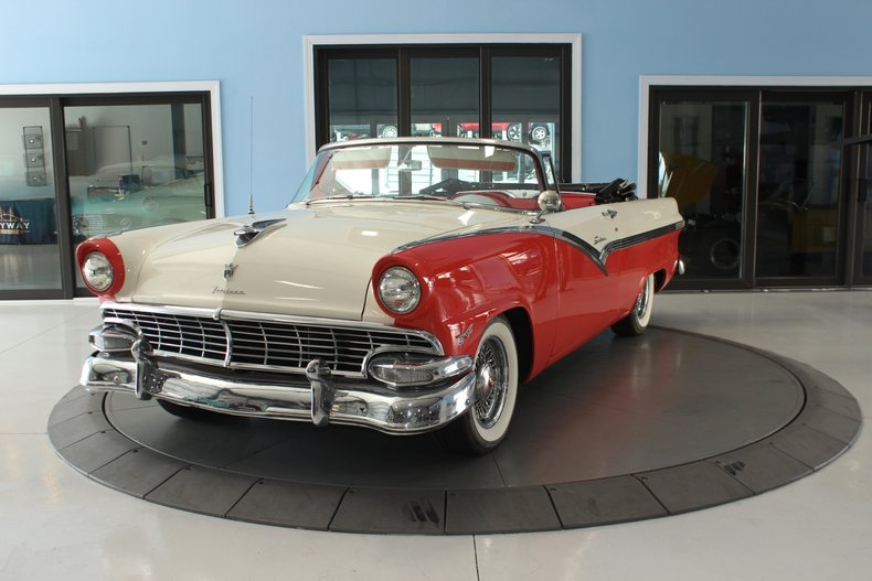 1956 Ford Fairlane Sunliner For Sale