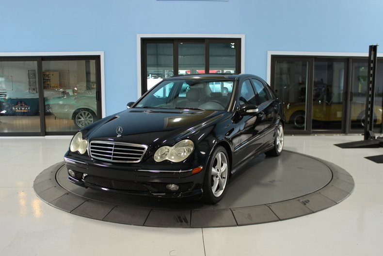 2005 Mercedes-Benz C-Class For Sale