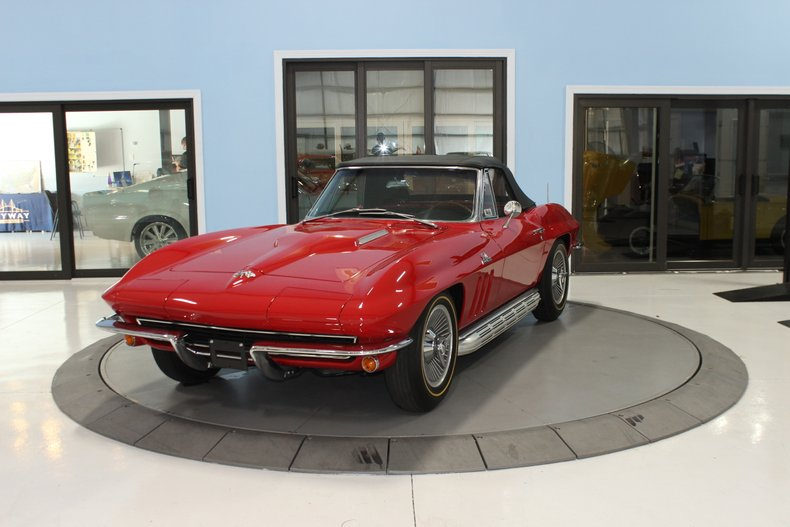 1965 Chevrolet Corvette Stingray Convertible For Sale