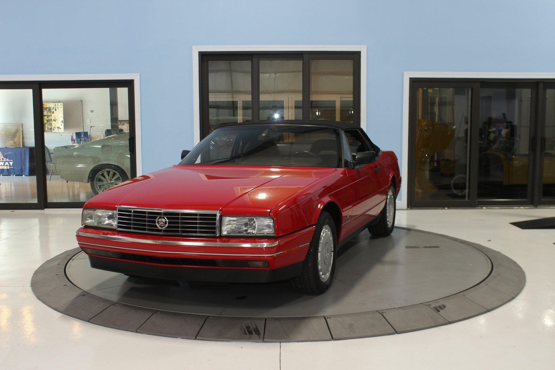 1990 cadillac allante 2dr coupe convertible