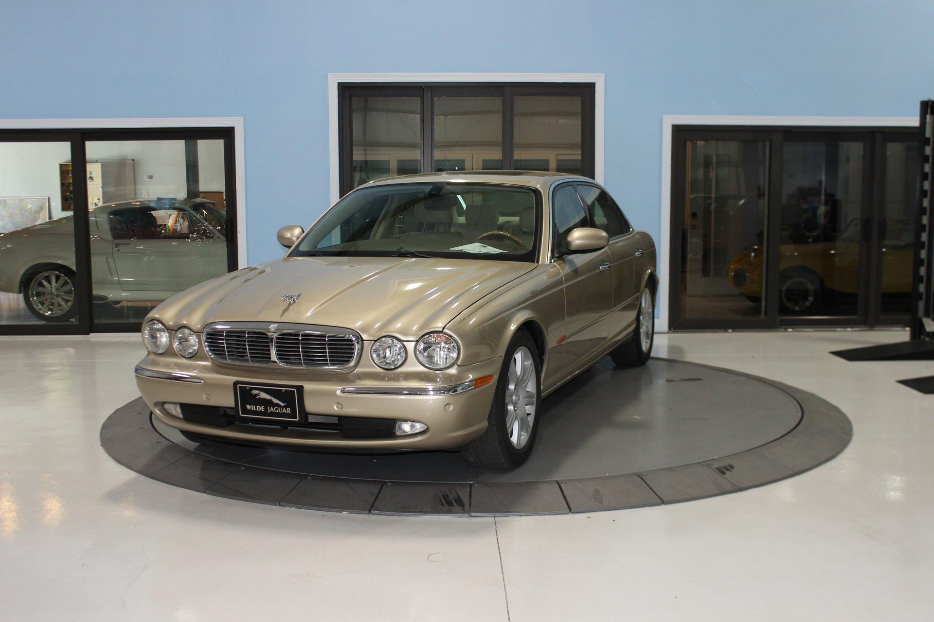 2005 jaguar xj 4dr sdn xj8 lwb