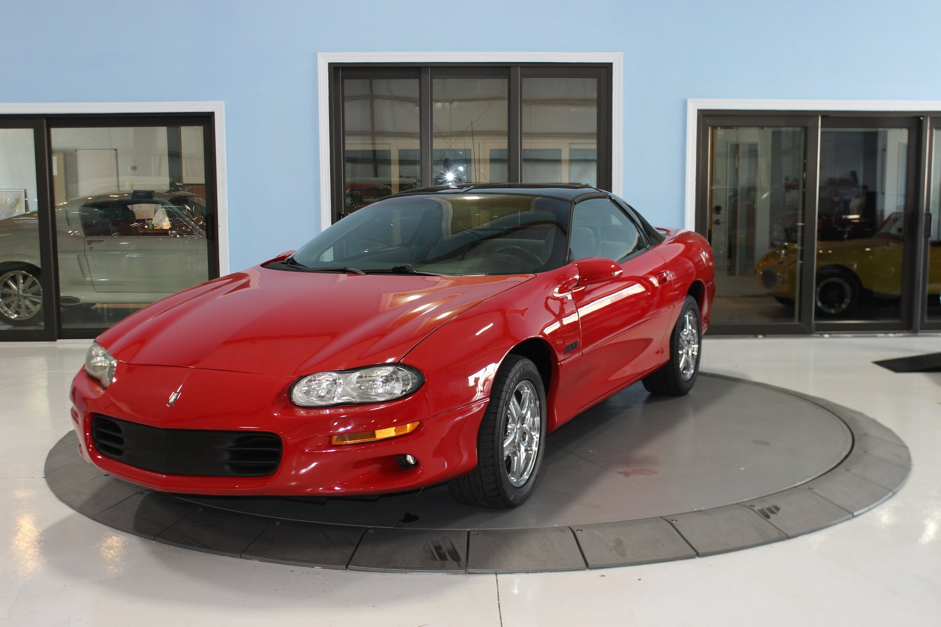 1999 chevrolet z28