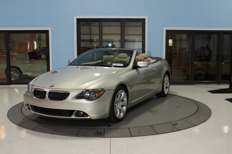 2006 BMW 6 Series For Sale