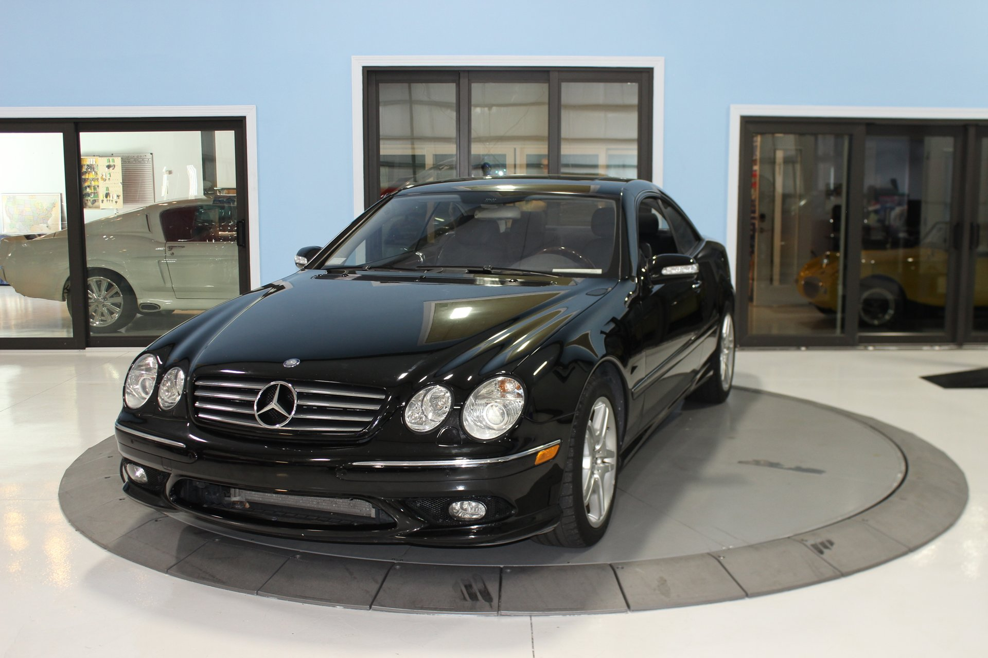 2006 mercedes benz cl500