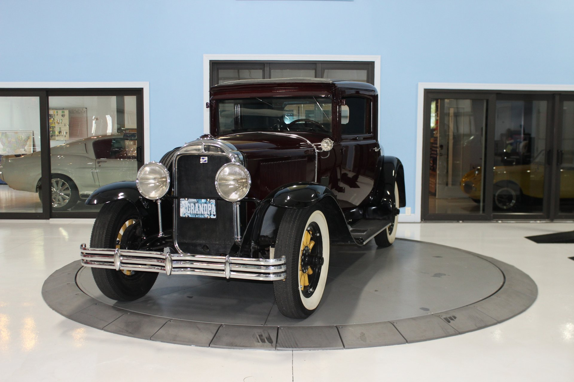 1929 buick 40 121 business cp