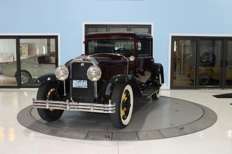 1929 Buick 40