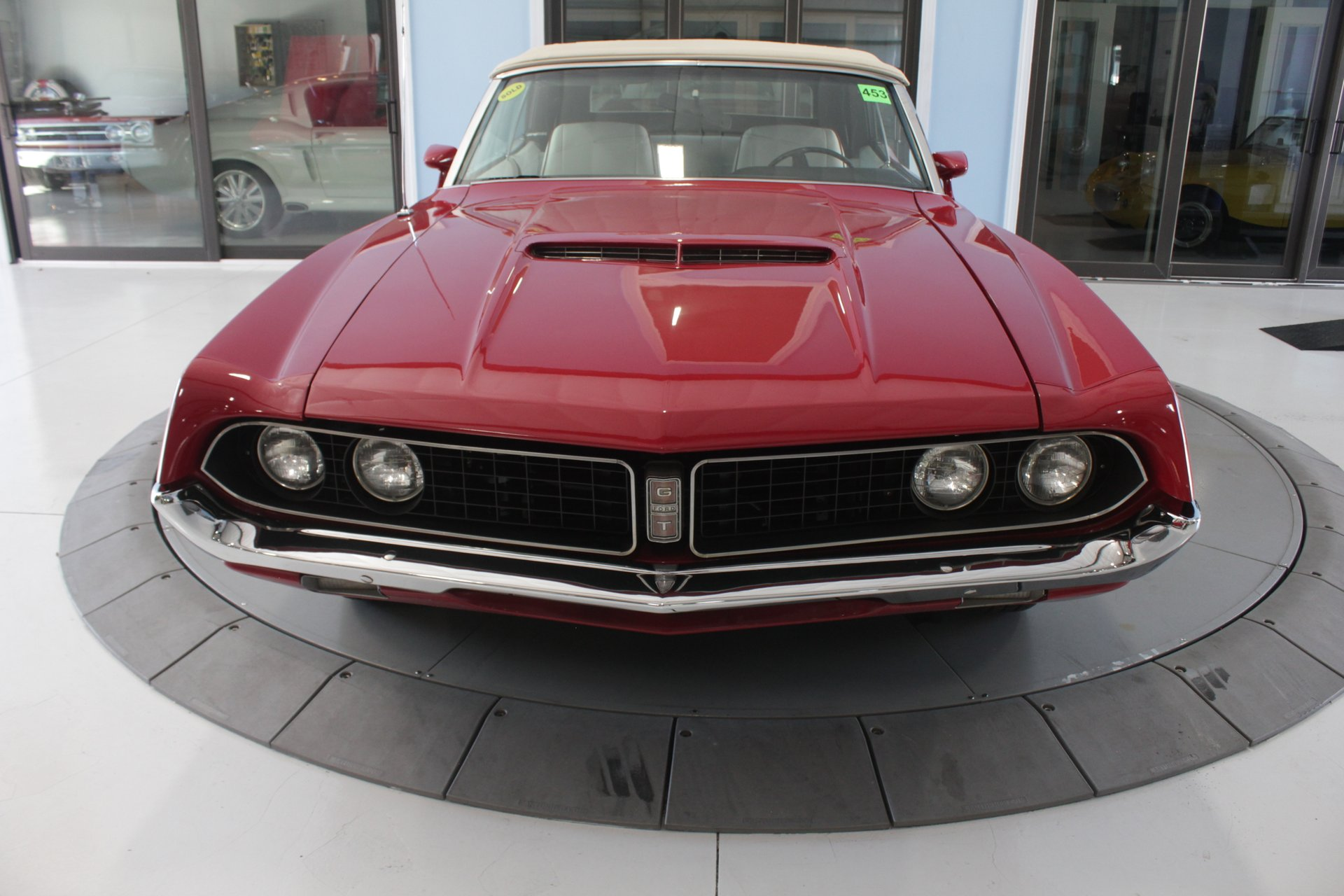 1970 Ford Torino GT Convertible for sale #117958 | MCG
