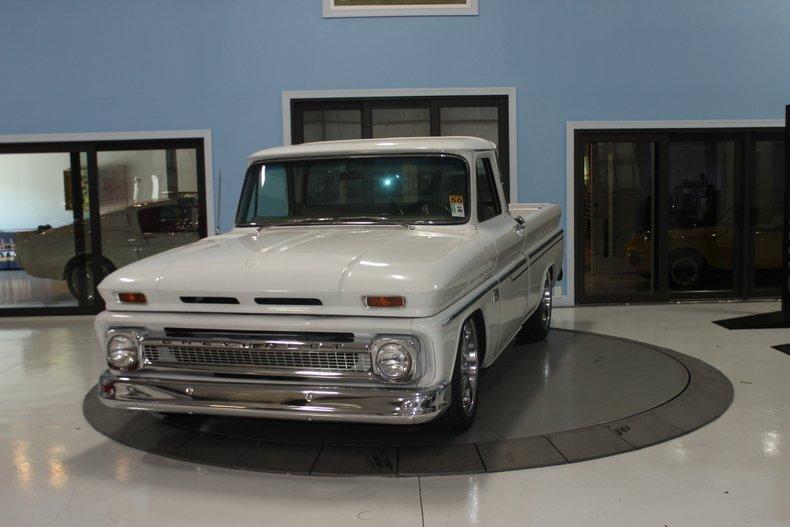 1966 Chevrolet C10 Custom Deluxe