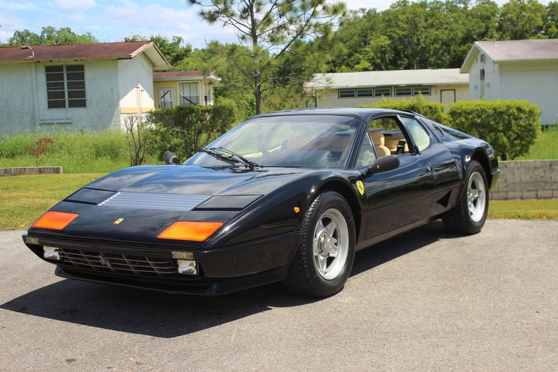 1983 Ferrari BB512i 36