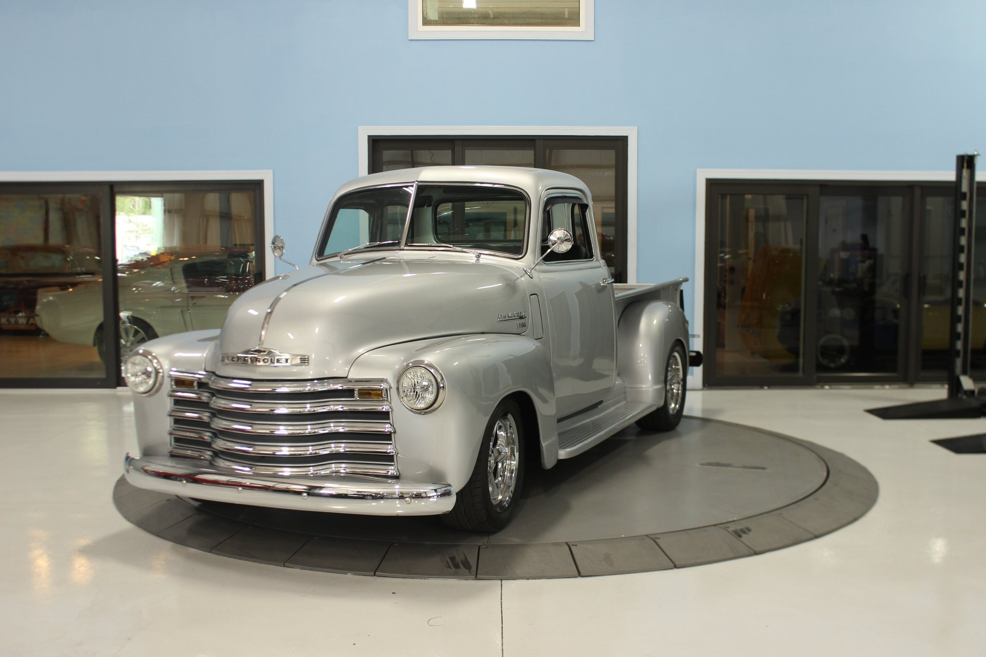 1948 chevrolet 5 window pickup